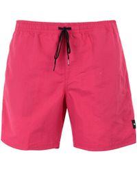 Vans Beach Shorts And Pants - Pink