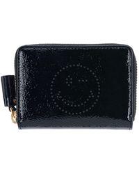 Anya Hindmarch Wallet - Black