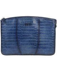 Santoni Handbag - Blue