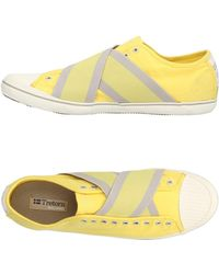 Tretorn Sneakers & Deportivas - Amarillo