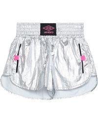 Umbro Shorts et bermudas - Métallisé