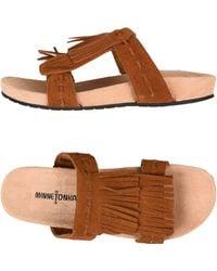 Minnetonka - Sandals - Lyst