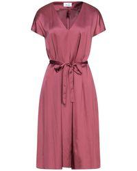 Niu Midi Dress - Multicolour