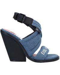 DIESEL Sandale - Blau