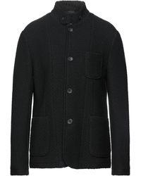 DISTRETTO 12 Suit Jacket - Black