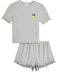 TOPSHOP Sleepwear - Gray