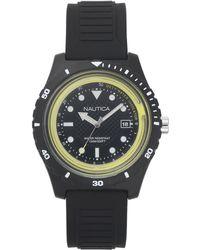 Nautica Armbanduhr - Schwarz