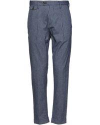 Cruna Casual Pants - Blue