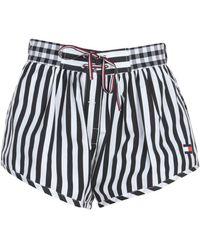 Tommy Hilfiger Shorts - Blanco