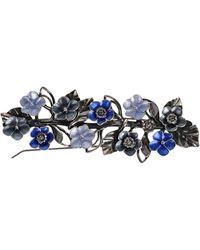 Bottega Veneta Brooch - Blue