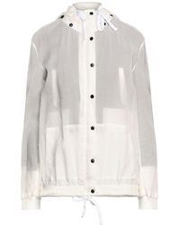 Haus By Golden Goose Deluxe Brand Jacket - White