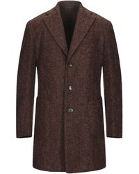 L.B.M. 1911 Coat - Brown