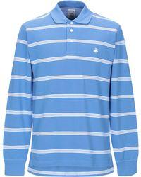 Brooks Brothers Polo Shirt - Blue