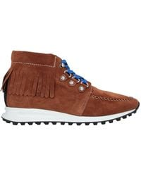 DSquared² High-tops & Trainers - Brown