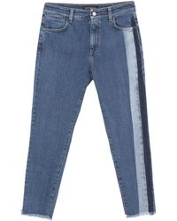 Sportmax Code Pantalon en jean - Bleu