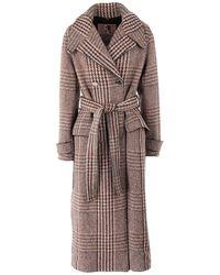 Sealup Coat - Brown