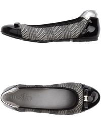 Hogan Ballet flats and pumps for Women - Up to 75% off at Lyst.com