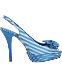 Osey Sandals - Blue
