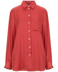 Mulberry Chemise - Rouge