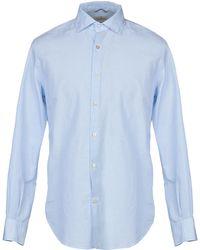 Brooksfield Camisa - Azul