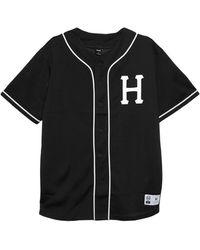 Huf Shirt - Black