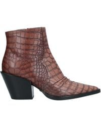 Dorothee Schumacher Ankle Boots - Brown