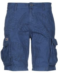 Napapijri Bermuda Shorts - Blue