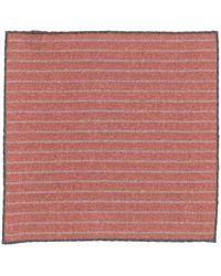 Eleventy Square Scarf - Multicolour
