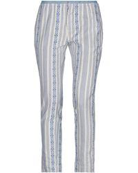 Siviglia Casual Pants - Blue