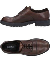 Exibit - Lace-up Shoes - Lyst