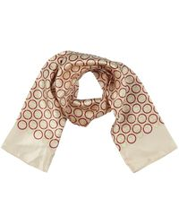 Mauro Grifoni Oblong Scarf - White