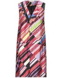 Rene' Derhy Short Dress - Pink
