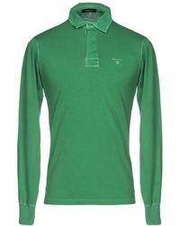 GANT - Polo Shirt - Lyst