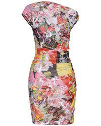 Versace Vestito corto - Multicolore
