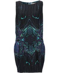 Brian Reyes - Short Dress - Lyst