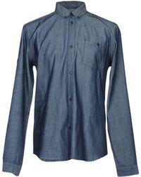 Suit - Denim Shirts - Lyst