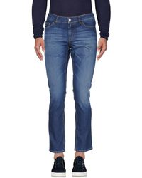 Alessandro Dell'acqua | Denim Trousers | Lyst