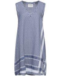 Cecilie Copenhagen Vestito corto - Blu