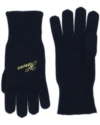 Raf Simons Gloves - Blue