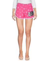 Odi Et Amo Shorts & Bermuda Shorts - Multicolour