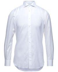 Pal Zileri Hemd - Weiß