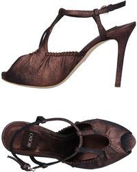 Rodo Sandals - Brown