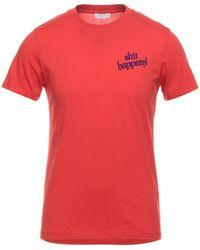 Sandro T-shirt - Rosso