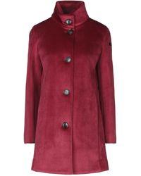 Rrd Coat - Red