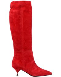 Giampaolo Viozzi Boots - Red