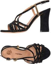 Maliparmi Sandals - Black