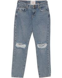 One Teaspoon Denim Trousers - Blue