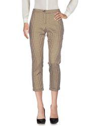 Cristina Gavioli Collection Pantalone - Nero