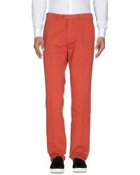 Mabitex Casual Trouser - Red