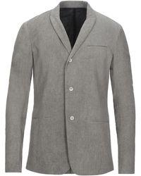 Masnada Suit Jacket - Grey